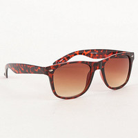 With Love From CA Basic Tortoise Sunglasses at PacSun.com