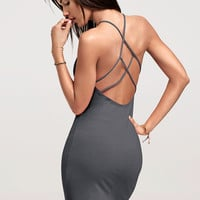 Strappy High-neck Dress - Essential Tees - Victoria's Secret