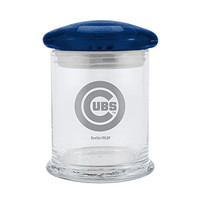 MLB Chicago Cubs Candy Jar, Small