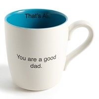'That's All - You Are a Good Dad' Mug - White