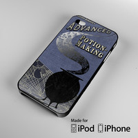 Harry potter potion making iPhone 4 4S 5 5S 5C 6, iPod Touch 4 5 Cases