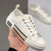 Dior B23 Oblique Low Top Sneakers Shoes