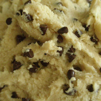Edible Chocolate Chip Cookie Dough, 8 oz, Egg-Less, No Bake, Gourmet Cookie Dough, Easter, Mother's Day, Father's Day, Holidays, Favors