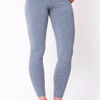 Heather Grey Active Legging