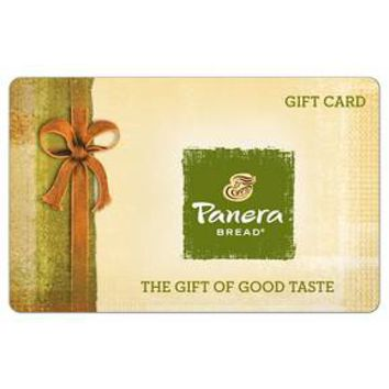 Panera $50 (Email Delivery) : Target