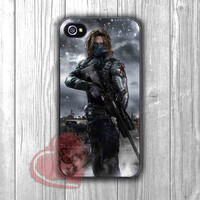 Winter Soldier - zdz for iPhone 4/4S/5/5S/5C/6/ 6+,samsung S3/S4/S5,samsung note 3/4