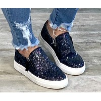 Step Sparkle Repeat Sneakers