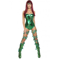 Roma Costume 4600 2pc Sexy Ivy Maiden Women's Costume