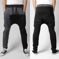 Casual Korean Men's Fashion Pants Sportswear [6539647619]