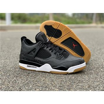 Air Jordan 4 Retro Black Gum