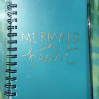 Mermaid at Heart Journal