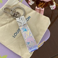 Louis Vuitton LV New Hot Sale Laser Keychain Pendant
