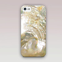 Pearl Texture Printed Phone Case For - iPhone 6 Case - iPhone 5 Case - iPhone 4 Case - Samsung S4 Case