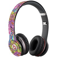 Kaleidoscope Skin  for the Beats Solo HD by skinzy.com