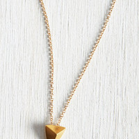 All Might With Me Necklace Size NS by Dogeared from ModCloth