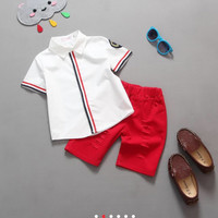 Polo shirt & short