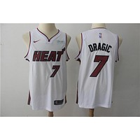 Miami Heat 7 Goran Dragic Swingman Jersey