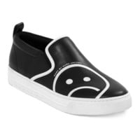 CUTE KICKS UNSMILEY BROOME SKATE SNEAKER