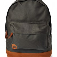 Mi-Pac Classic Backpack Dark Olive - Mi-Pac - Brands | Shop for Men's clothing | The Idle Man