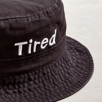 Tired Simple Bucket Hat | Urban Outfitters