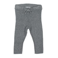 Kipp Unisex-baby Grey Knit Leggings