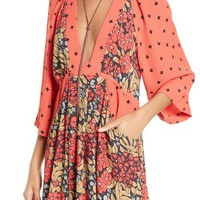 Free People Tilla Minidress | Nordstrom