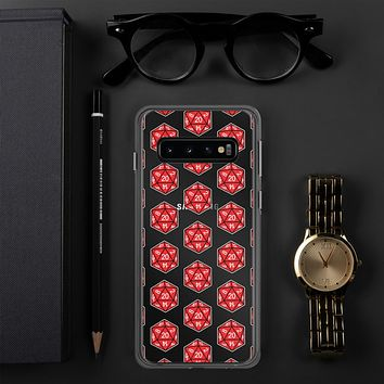 20-Sided Dice Samsung Case