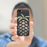 GATSBY PINA COLADA Crystal Clear iPhone case iPhone 5s case by Monika Strigel | Casetify