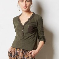 Essential Henley by Anthropologie