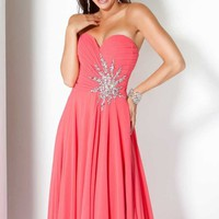 Strapless Gown by Jovani Prom