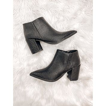 SULTRY SLITHERIN BOOTIES