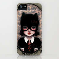 Coleslaw my love iPhone & iPod Case by Ludovic Jacqz
