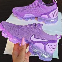 Nike Air Vapormax Flyknit 2.0 Running Sports Shoes Sneakers