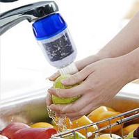 New Activated Carbon Tap Water Water Purifier Use For Kitchen Faucet Tap Water Filter Purifier