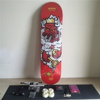 Red Bull Genie Skateboard