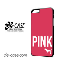 Pink Victoria's Secret DEAL-8727 Apple Phonecase Cover For Iphone 6/ 6S Plus