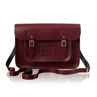 THE 13 INCH CLASSIC SATCHEL