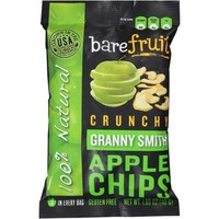 Bare Fruit Crunchy Granny Smith Apple Chips, 1.69 oz, (Pack of 10) - Walmart.com
