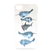 Narwhal Phone Case