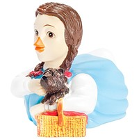 Dorothy Wizard of Oz Rubber Duck