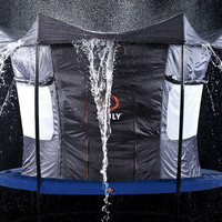 Vuly 2 Trampoline Tent