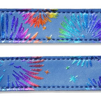 Plae Mix & Match Velcro Straps/Tabs - Fireworks