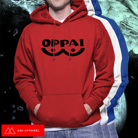 Oppai Onepunch-man Hoodie - 5 Color Options!
