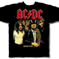 Highway to Hell TShirt - AC/DC - Bands