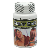 Vitalabs Great Hair, 30 Tablets
