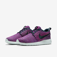 The Nike Roshe Flyknit Women's Shoe.