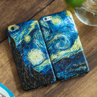 Cool Painting Phone Case Cover