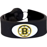 Gamewear Boston Bruins Classic Hockey Bracelet