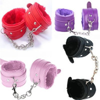 Sex Fetish Bondage Handcuffs Toy