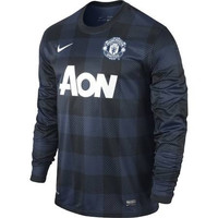 Manchester United Jersey Long Sleeves 2013 2014